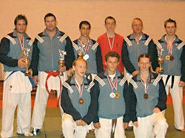 AMA National karate Championships 2007