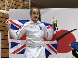 Carla Wins Gold In Berlin