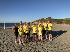 SEKF Squad Summer Camp in Marbella