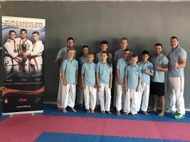 Elite Karate Camp with Fran Salazar